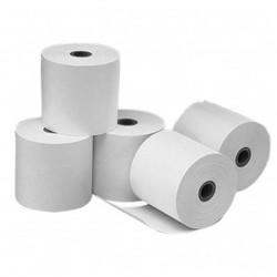 کاغذ حرارتی 8 سانتی متری يونبكو ( 50 رول 60 متري)