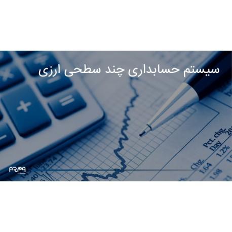 سیستم حسابداری چندسطحی ارزی