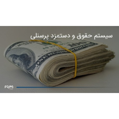 سیستم حقوق و دستمزد پرسنل